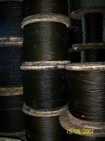 Канаты стальные различных ГОСТОВ ., режем любой метраж.+7(960)381-4247